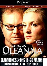 oleanna_poster